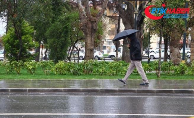Doğu Anadolu Bölgesi için kuvvetli rüzgar uyarısı