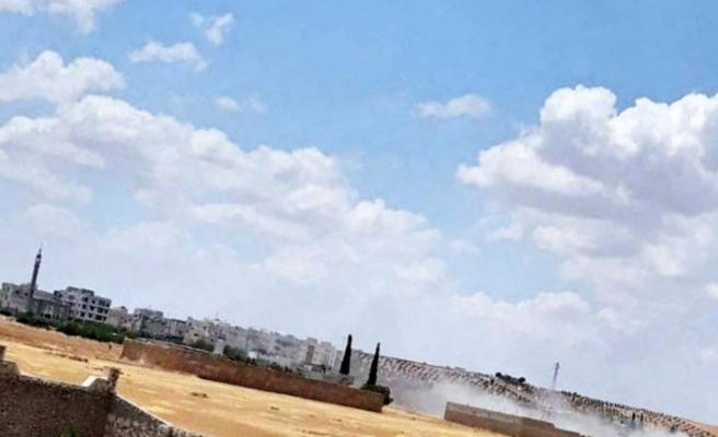 El Bab'da PKK saldırısı: 1 ölü