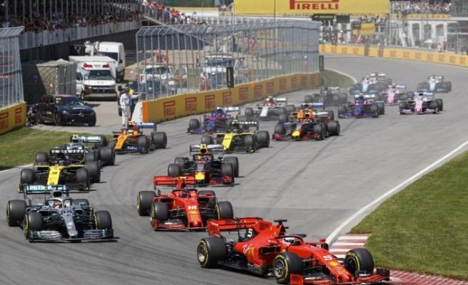 Formula 1'de sezon 5 Temmuz'da başlıyor