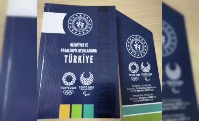 Gençlik ve Spor Bakanlığı, Tokyo 2020 için kitapçık hazırladı