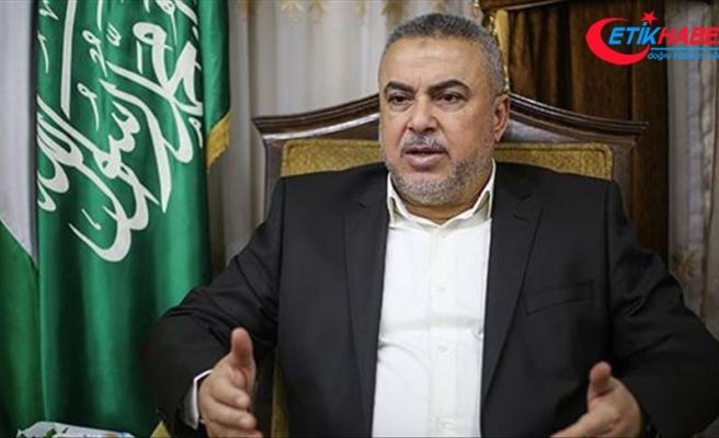 Hamas: İsrail'in ilhak planını başarısızlığa uğratmak için tüm seçenekler masada