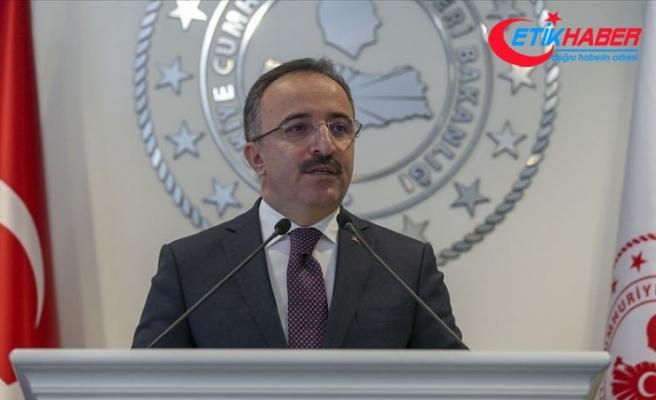 İçişleri Bakanlığı Sözcüsü Çataklı: İddiaların aksine Türkiye'de işkence olmadığı uluslararası kararlarda mevcut