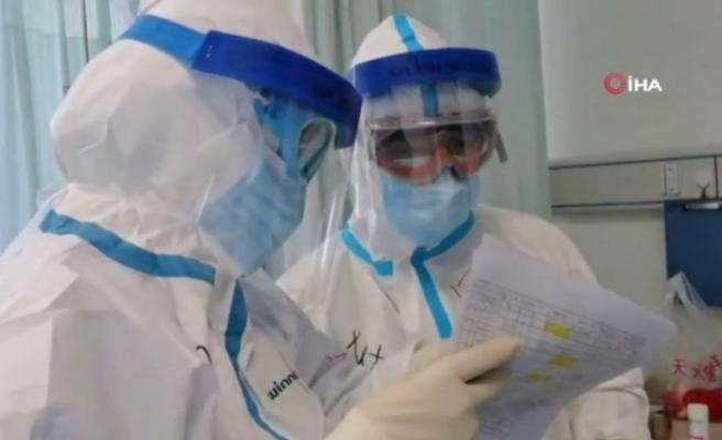 İran'da Kovid-19 kaynaklı can kaybı 8 bin 12'ye yükseldi