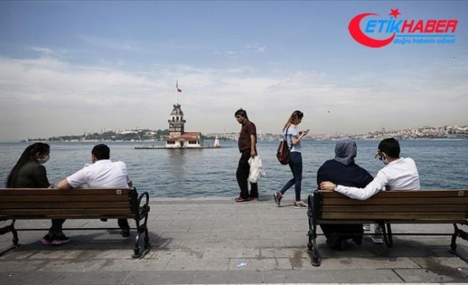 İstanbul'da 10 Nisan'dan sonra kısıtlama olmayan ilk hafta sonu