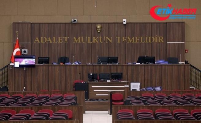 İstanbul'daki kilise haçını söken şüpheliye 5 yıl 4 aya kadar hapis istemi