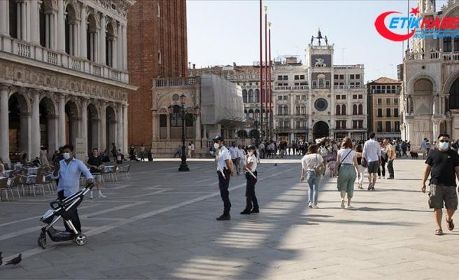 İtalya'da Kovid-19'dan ölenlerin sayısı 34 bin 561'e yükseldi