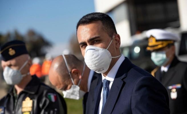 İtalya Dışişleri Bakanı Maio, Libya'da