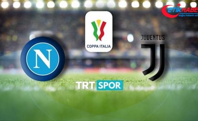 İtalya Kupası finali TRT Spor'dan yayımlanacak