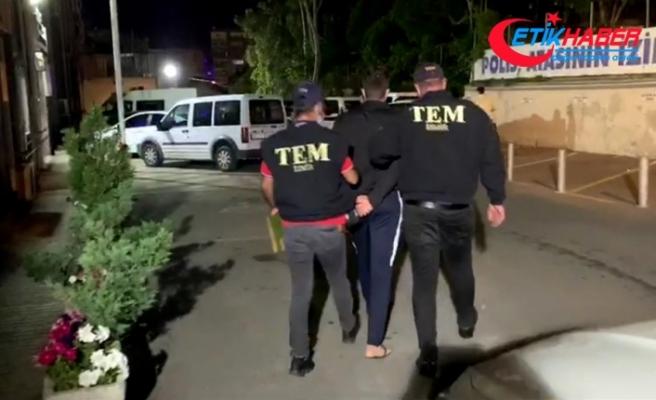 İzmir merkezli 56 ildeki FETÖ operasyonunda 81 kişi tutuklandı