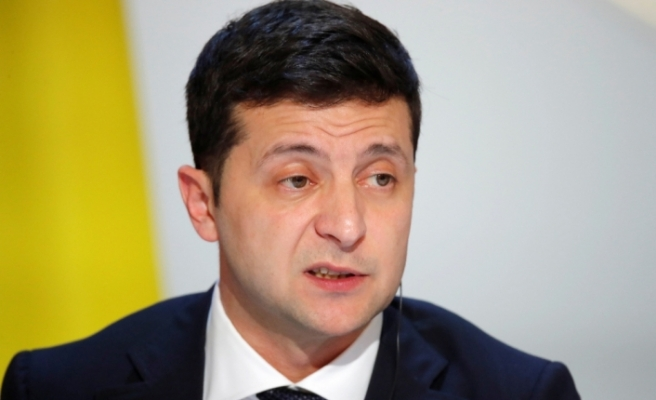 Karantinayı ihlal eden Ukrayna Devlet Başkanı Zelenskiy'e para cezası