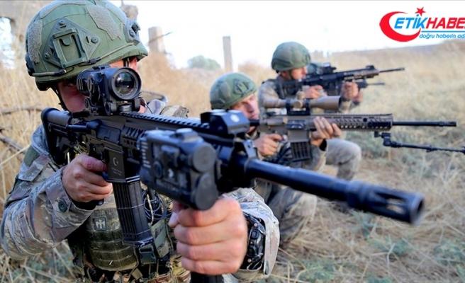Kırmızı bültenle aranan PKK'lı terörist Sabri Dal Şırnak'ta yakalandı