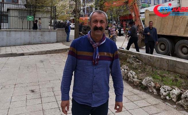 Kovid-19 testi pozitif çıkan Belediye Başkanı Maçoğlu'nun sağlık durumu iyiye gidiyor