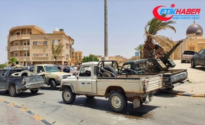 Libya Ordusu 'Zafer Yolları' isimli yeni bir harekat başlattı