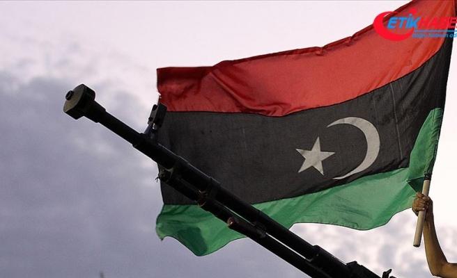 Libya hükümeti Sisi'nin askeri müdahale tehdidini 'savaş ilanı' olarak gördüğünü açıkladı