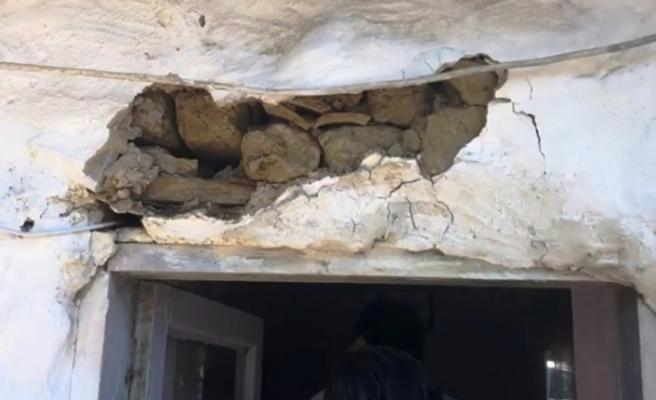 Manisa'daki depremin hasarları ortaya çıkmaya başladı