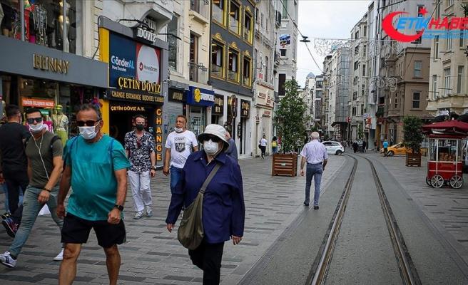 İzmir genelinde maske takmak artık zorunlu