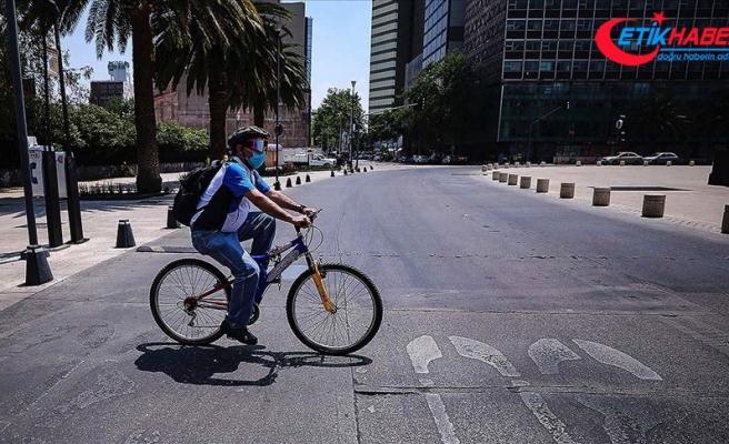 Meksika'da Kovid-19 nedeniyle son 24 saatte 730 kişi öldü