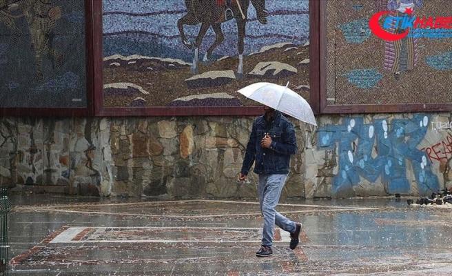 Batı Karadeniz için sağanak uyarısı