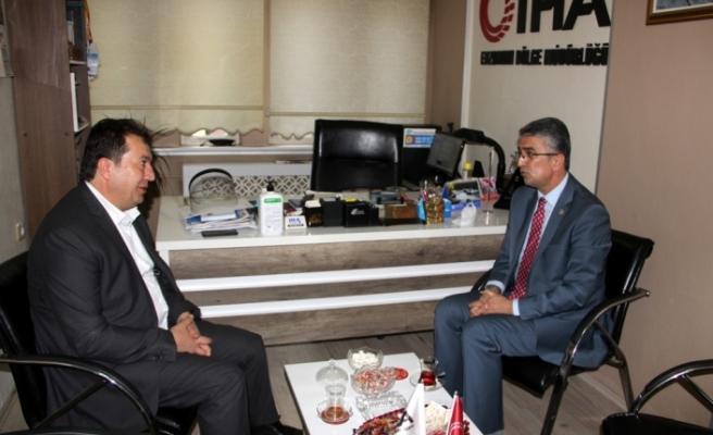 MHP Genel Başkan Yardımcısı Prof. Dr. Aydın'dan Yunanistan'a sert tepki