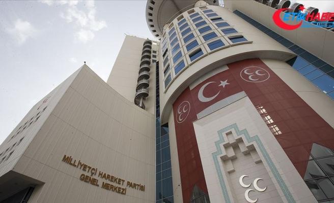 MHP, Sivas/Hafik Belediye Başkanını listesinden düşürdü