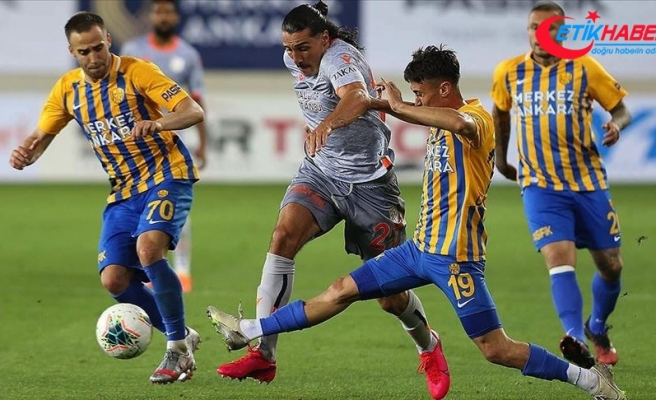 MKE Ankaragücü Medipol Başakşehir maçı için itirazda bulunacak