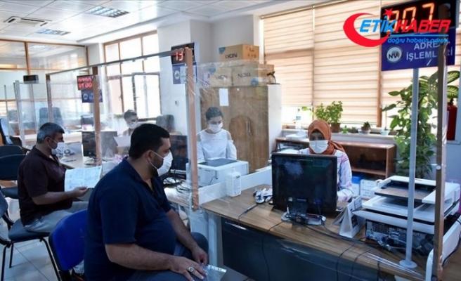 Başkentte KPSS'nin yapılacağı günde bazı nüfus müdürlükleri açık olacak