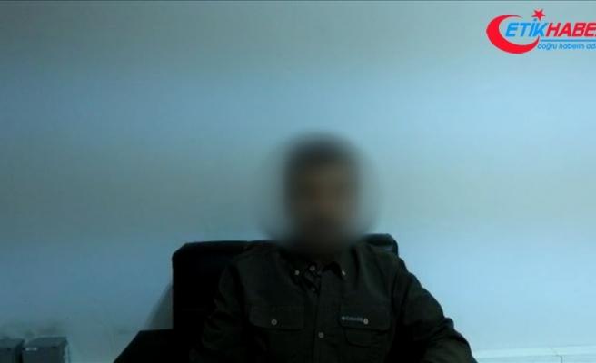 Örgütten kaçan turuncu kategorideki terörist: Bataklıktan çıkmak için uzatılan eli gördüm ve teslim oldum