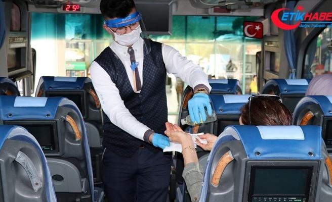 Otobüslerde ikramlar ambalajlı ve soğuk olacak