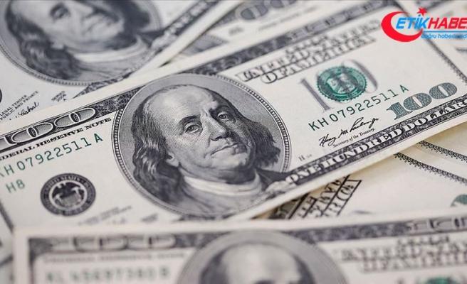 Özel sektörün yurt dışı kredi borcu nisanda azaldı
