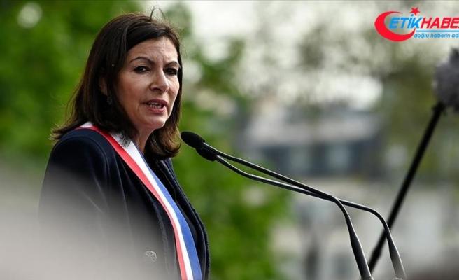 Paris Belediye Başkanı Hidalgo'nun Kovid-19 testi pozitif çıktı