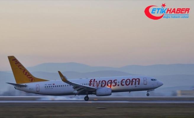 Pegasus Hava Yolları hafta sonu uçuşlarının planlanan şekilde yapılacağını duyurdu