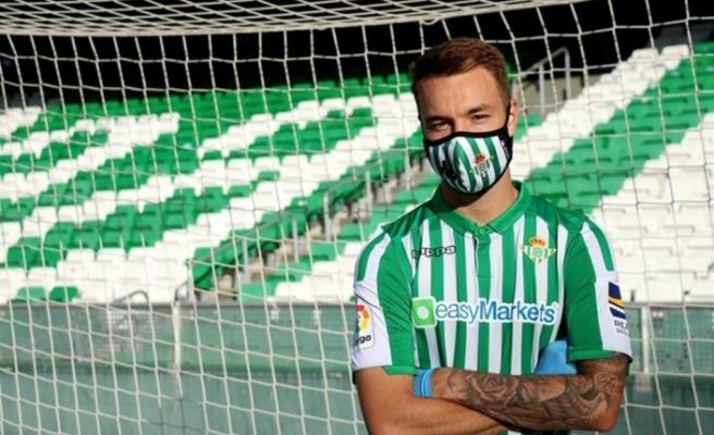 Real Betis, Loren Moron'un sözleşmesini uzattı