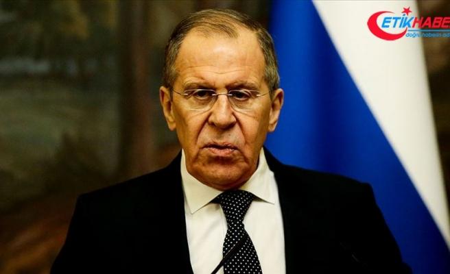 Rusya: ABD Libya'da ateşkes çabalarına katkı sağlarsa bu çok olumlu olur