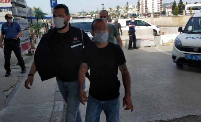 Samsun merkezli uyuşturucu operasyonu: 33 gözaltı
