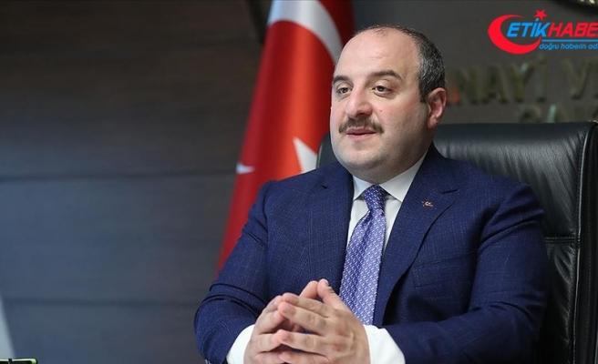 Sanayi ve Teknoloji Bakanı Varank: Temmuz başında aşı çalışmalarının neticeleri alınabilir