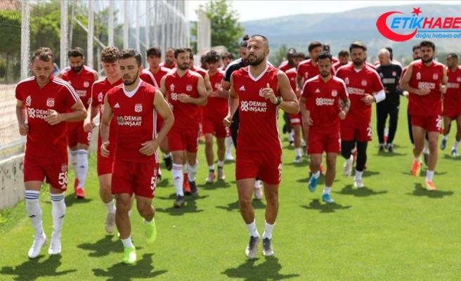 Sivasspor'un evinde bileği bükülmüyor