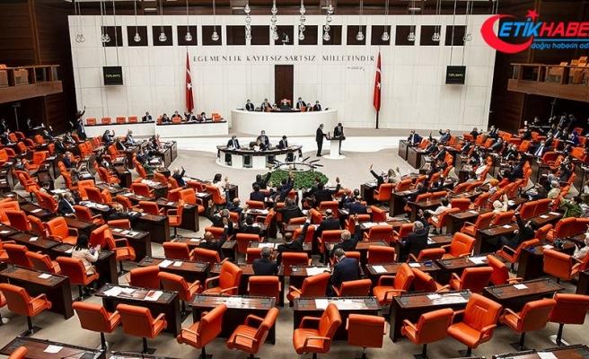 Meclis Başkanlığı seçiminin birinci turunda gerekli olan 400 oya ulaşamadı