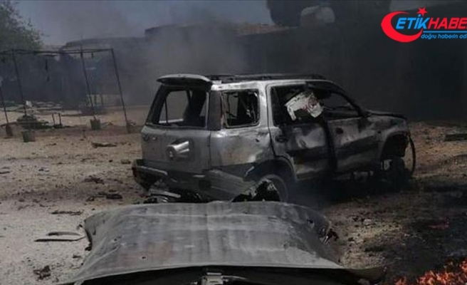 Teröristler Tel Halaf'ta sivilleri hedef aldı: 5 ölü, 12 yaralı