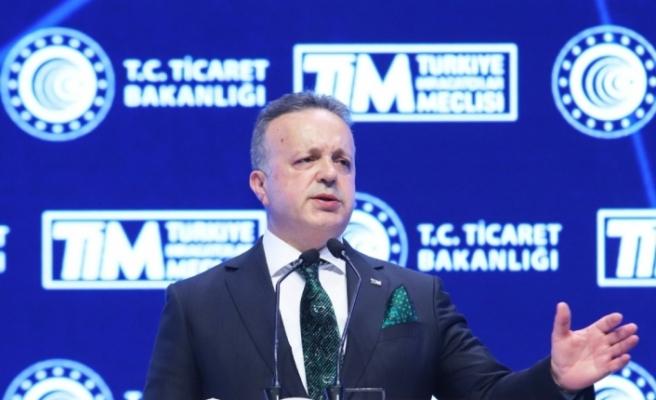 """TİM Başkanı İsmail Gülle: """"İhracatta beklentimiz normalin de ötesinde"""""""