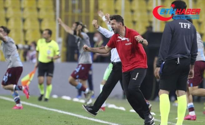 Trabzonspor'da Hüseyin Çimşir tarihe geçmek istiyor