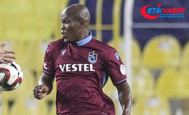 Trabzonspor'dan Nwakaeme'nin sakatlığıyla ilgili açıklama