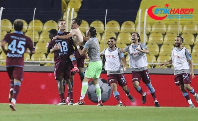 Trabzonspor kupada adını finale yazdırdı
