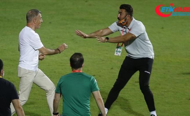 Trabzonspor Kulübü Başkanı Ağaoğlu, yaşanan gerginlikle ilgili açıklamada bulundu