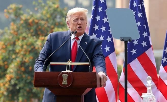 ABD Başkanı Trump'tan Beyaz Saray önündeki göstericilere 'şımarık' yakıştırması