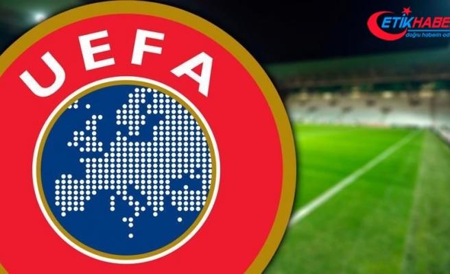 UEFA'dan Olympique Marsilya'ya 3 milyon avro para cezası