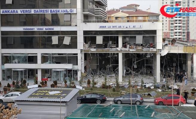 Vergi dairesine bombalı terör saldırısı davasının gerekçeli kararı açıklandı