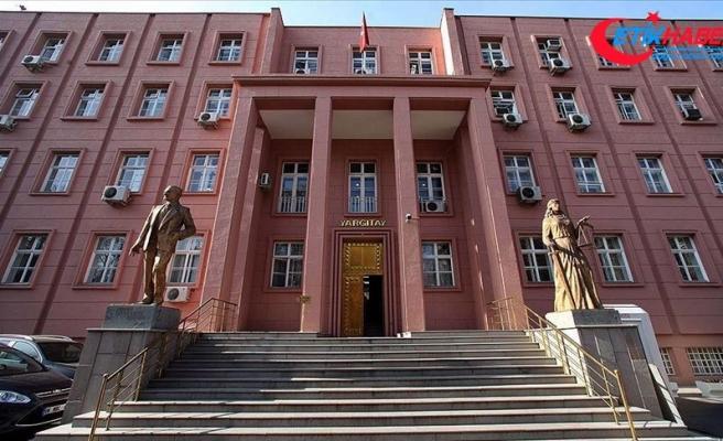 Yargıtay, eski Yargıtay üyesi Çetin Şen'in FETÖ'nün 12 yıl 9 ay hapis cezasını onadı