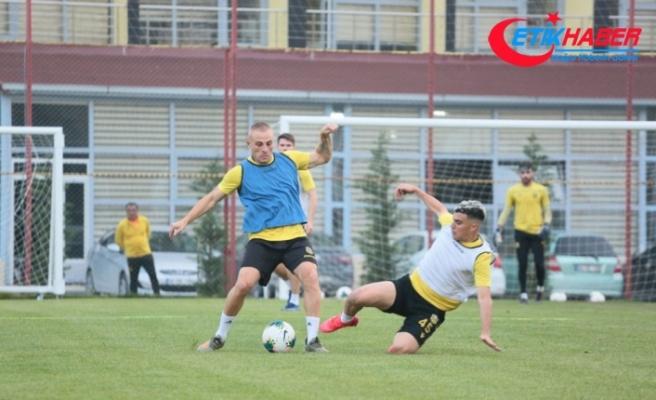 Yeni Malatyaspor'da gözler Fenerbahçe maçına çevrildi