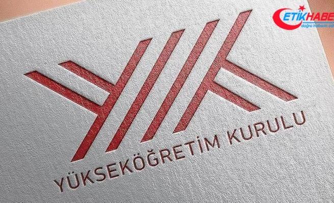 YÖK'ten İstanbul Şehir Üniversitesi'nin faaliyet izninin kaldırılmasına ilişkin açıklama: