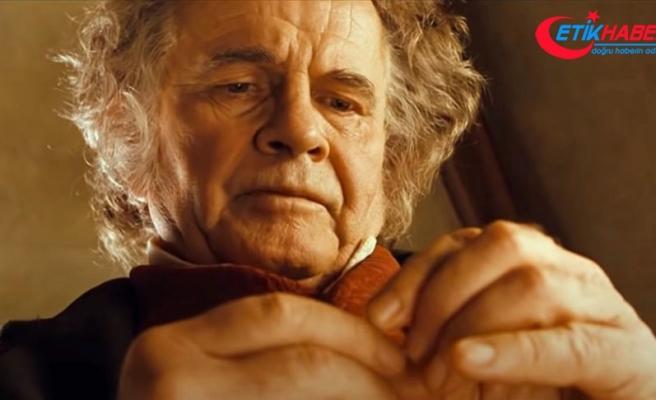'Yüzüklerin Efendisi' filminde Bilbo Baggins'i canlandıran Sir Ian Holm hayatını kaybetti
